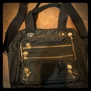 Vintage purse black